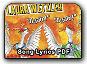 kids page again again song lyrics pdf
